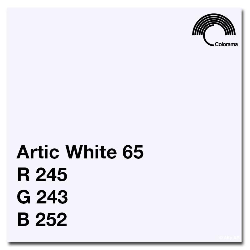 Colorama paberfoon 1,35x11m, valge (0565)