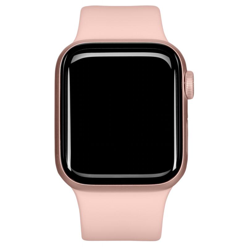 Apple Watch Series 5 Gps 44mm Gold Alu Case Pink Sport Band Nutikellad Photopoint