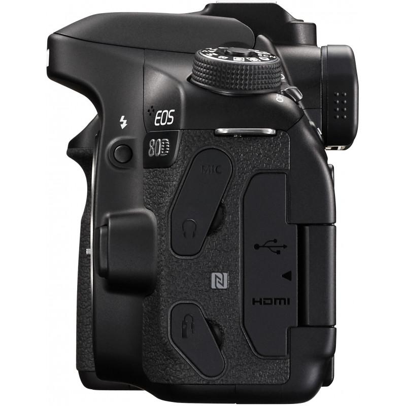 Canon EOS 80D + Tamron 10-24mm