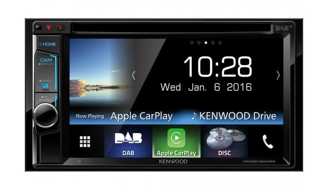 Kenwood video system DDX-8016DABS