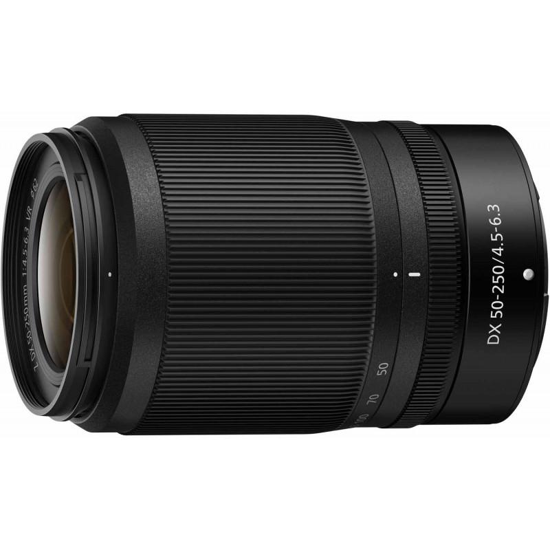 Nikon Nikkor Z DX 50-250mm f/4.5-6.3 VR objektiiv