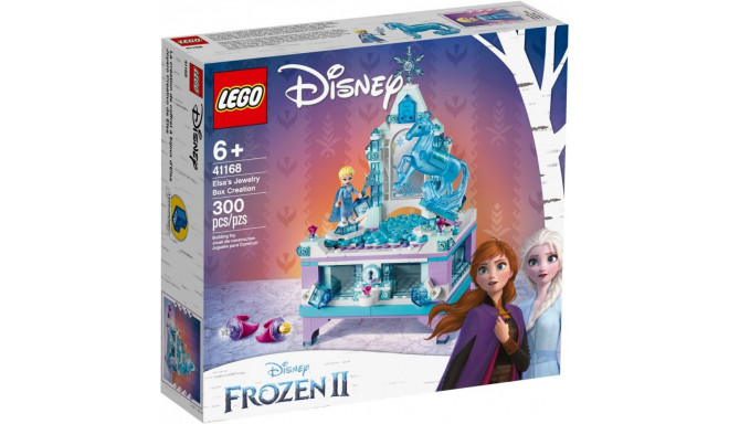 Blocks Disney Princess Elsas jewelry box