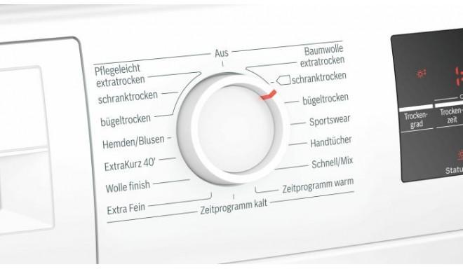 Bosch pesukuivati WTR854A0 Series 6