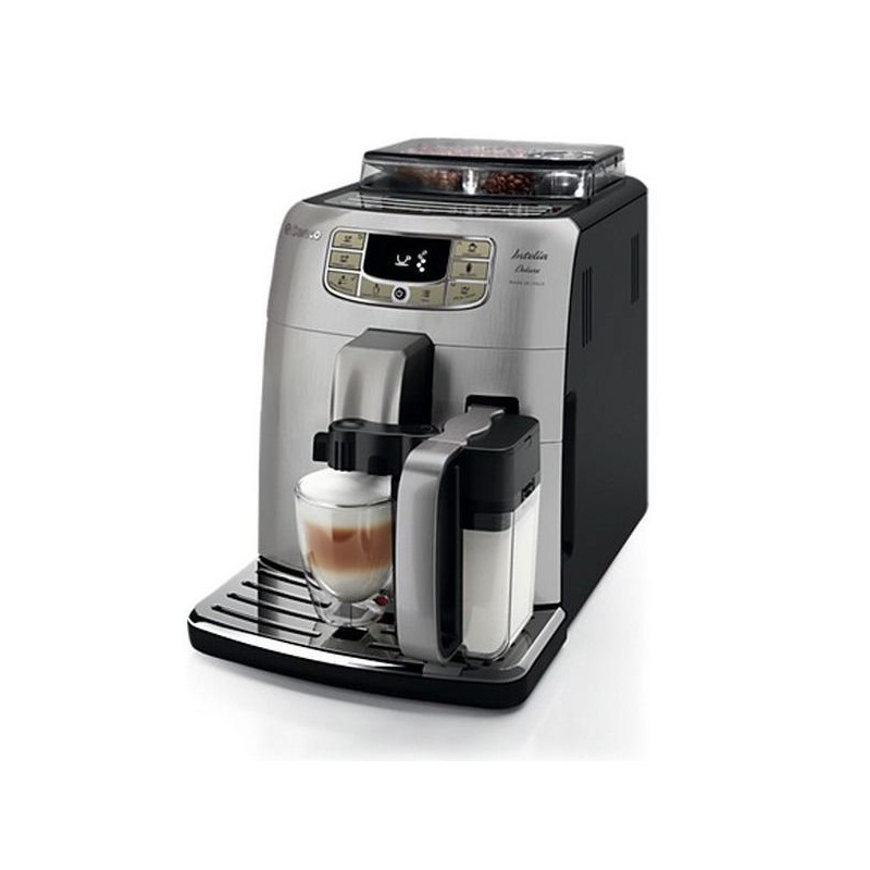 Old Philips Coffee Maker : Express Coffee Machine Philips HD8906/01 Saeco Intelia Deluxe 15 bar 1,5 L 1900W Stainless steel ...