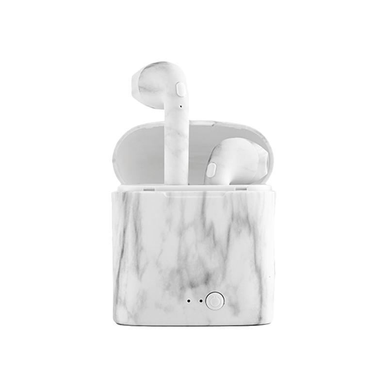 InnovaGoods juhtmevabad kõrvaklapid + mikrofon SmartPods, marble