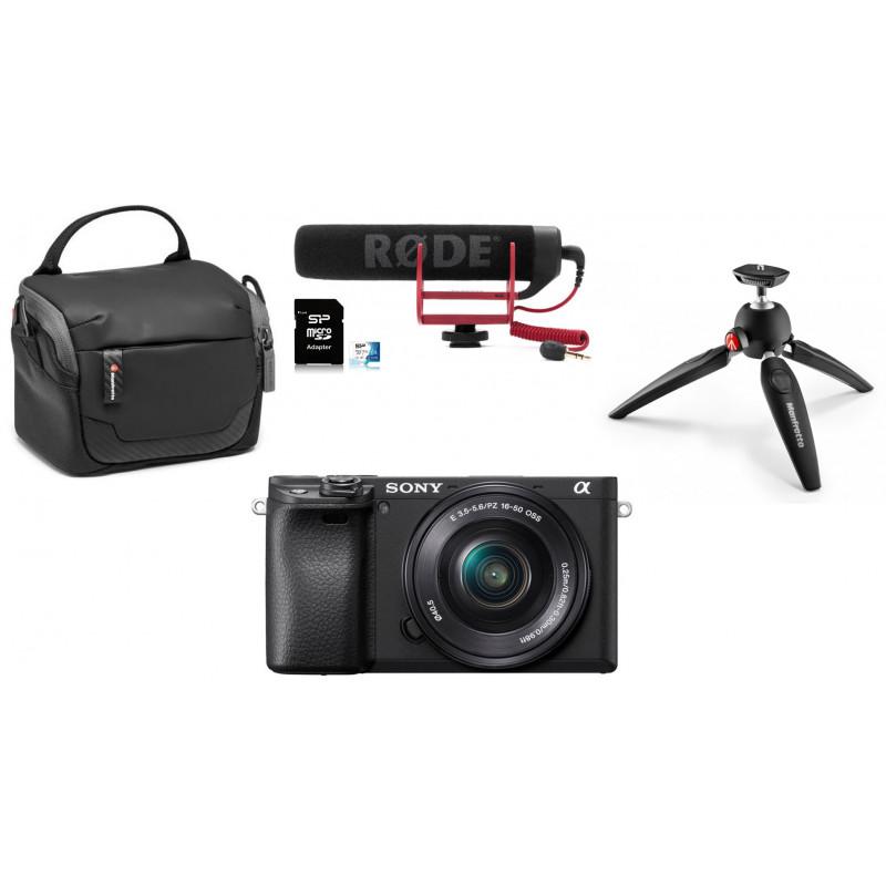 Sony a6400 Youtuber Kit