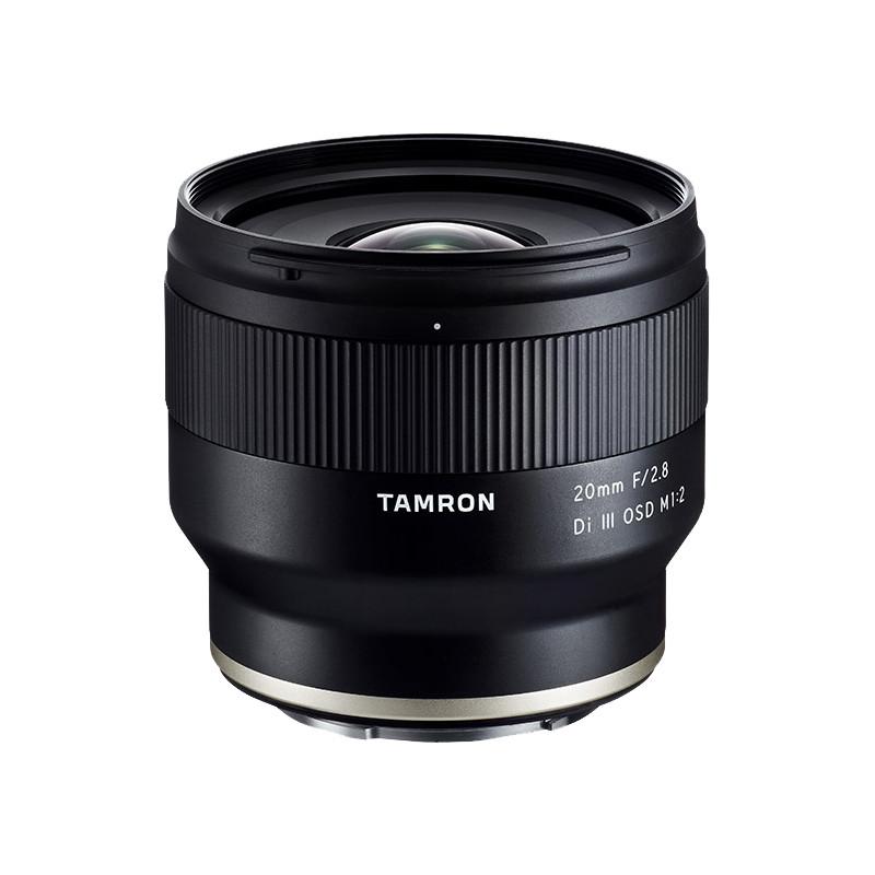 Tamron 20mm f/2.8 Di III OSD objektiiv Sonyle
