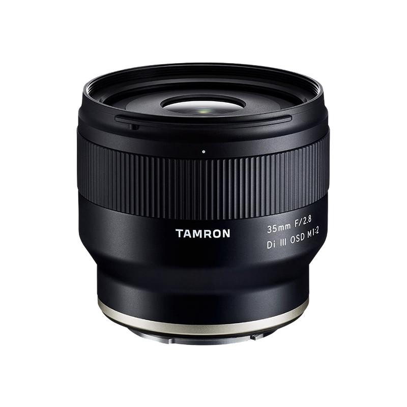 Tamron 35mm f/2.8 Di III OSD objektiiv Sonyle