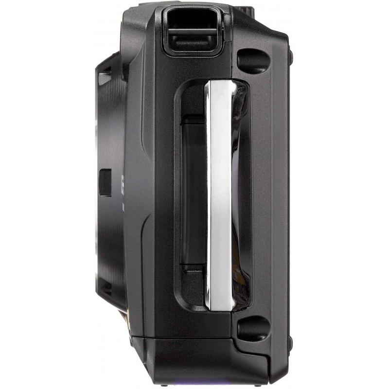 Ricoh WG-6 Kit, black (extra battery + protector jacket + floating strap)