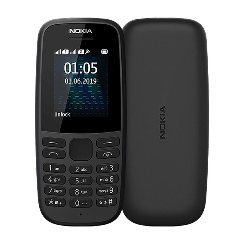 Mobiiltelefon Nokia 105 Dual SIM