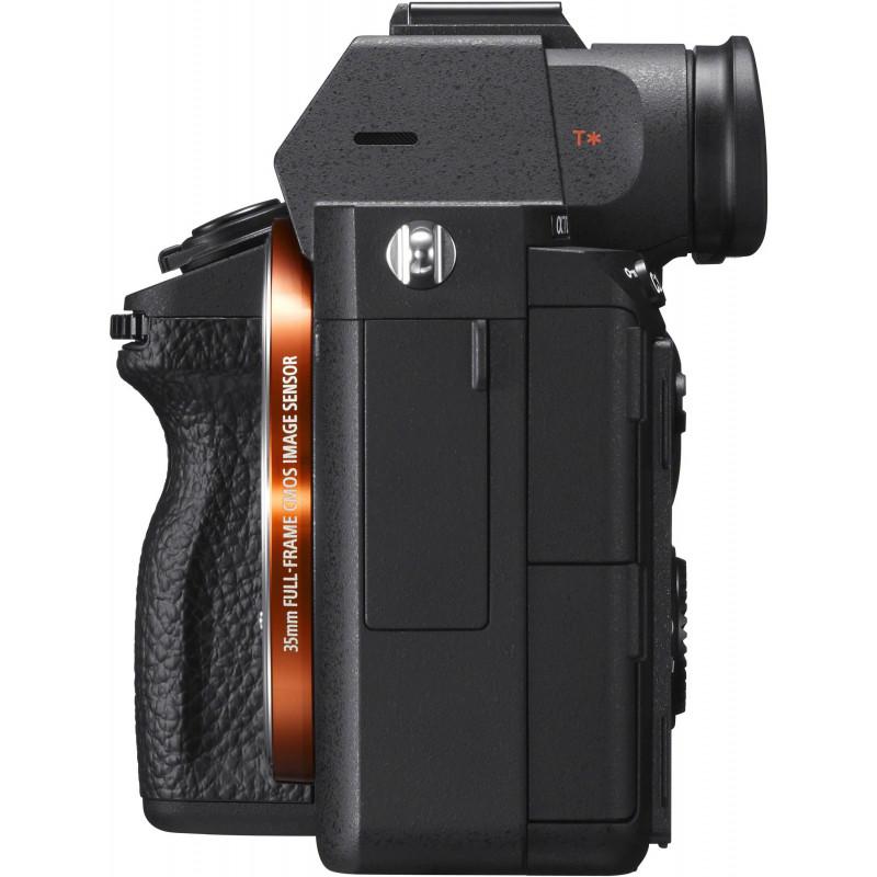 Sony a7 III + FE 85mm f/1.8