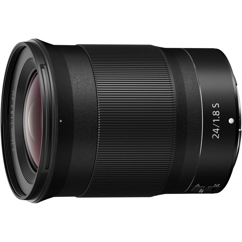 Nikon Nikkor Z 24mm f/1.8 S objektiiv