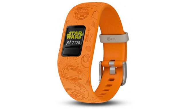 Garmin aktiivsusmonitor lastele Vivofit Jr. 2 Star Wars Light Side, reguleeritav