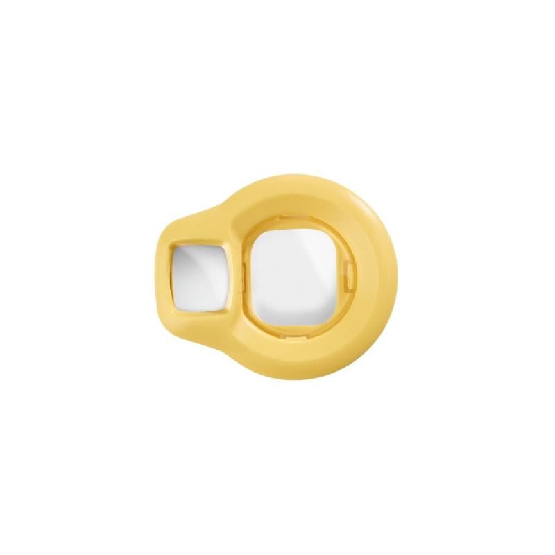 Fujifilm Instax Mini 8 selfie objektiiv, kollane
