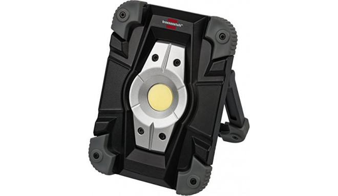 Brennenstuhl LED working spotlight battery IP54 10W - 1000lm with USB