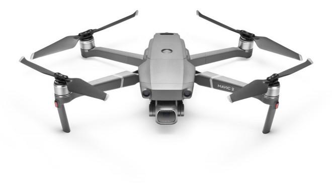 DJI Mavic 2 Zoom дрон без пульта и зарядки
