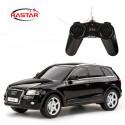 Audi Q5 RASTAR 1:24 RTR (AA powered) - black