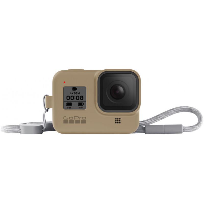 GoPro kaitseümbris + randmepael Hero8 Black, beež