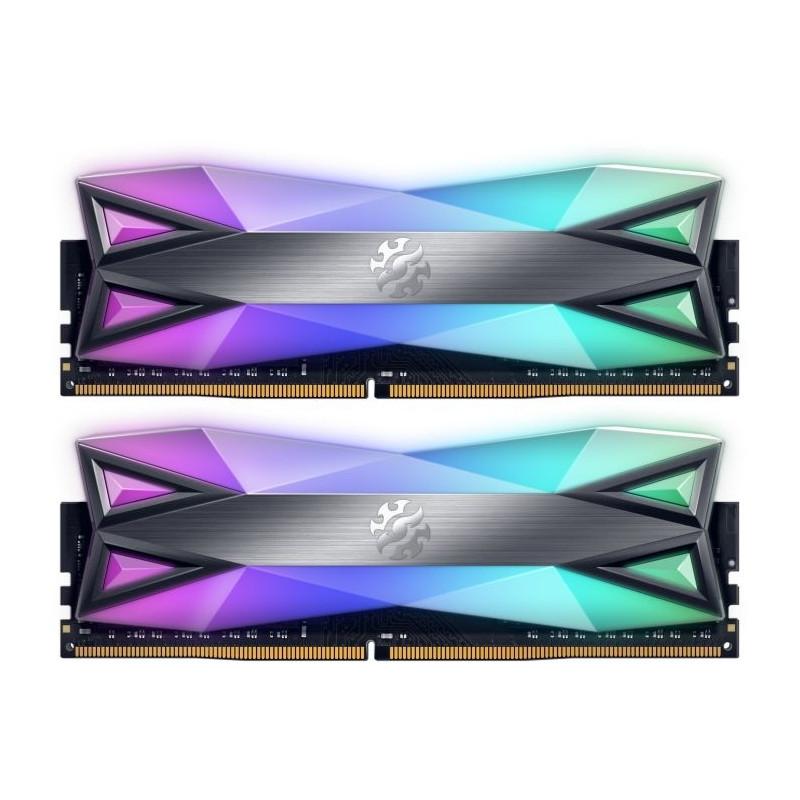 Adata RAM DDR4 32GB 3200 CL 16 Dual Kit Gray (AX4U3200316G16-DT60)