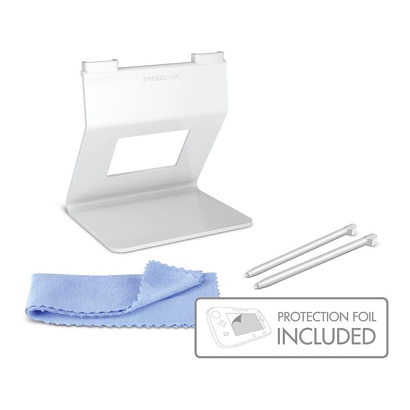 5-IN-1 STARTER-KIT - Comfort - for Wii U, white