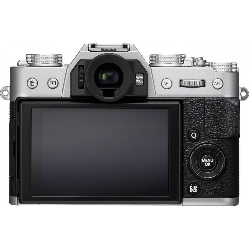Fujifilm X-T20 kere, hõbedane