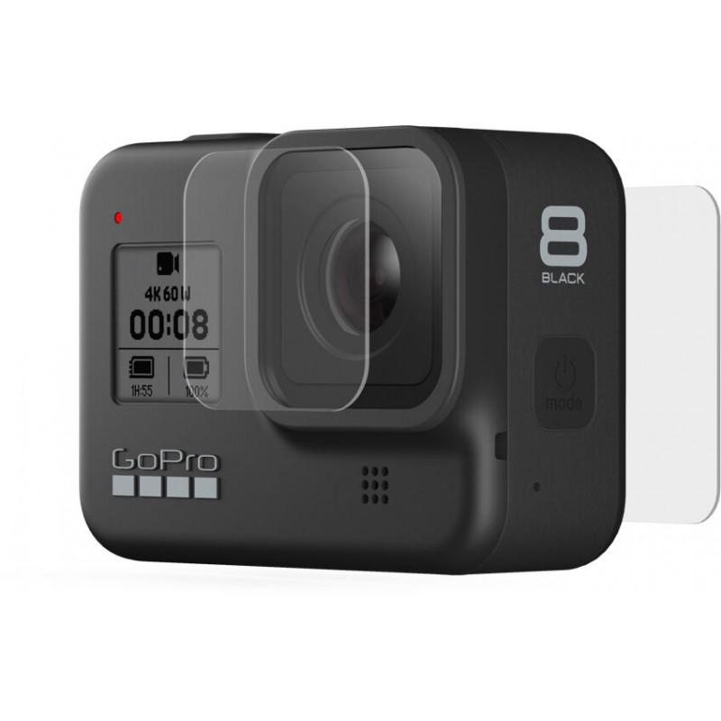 GoPro objektiivi + ekraani kaitseklaasid HERO8 Black
