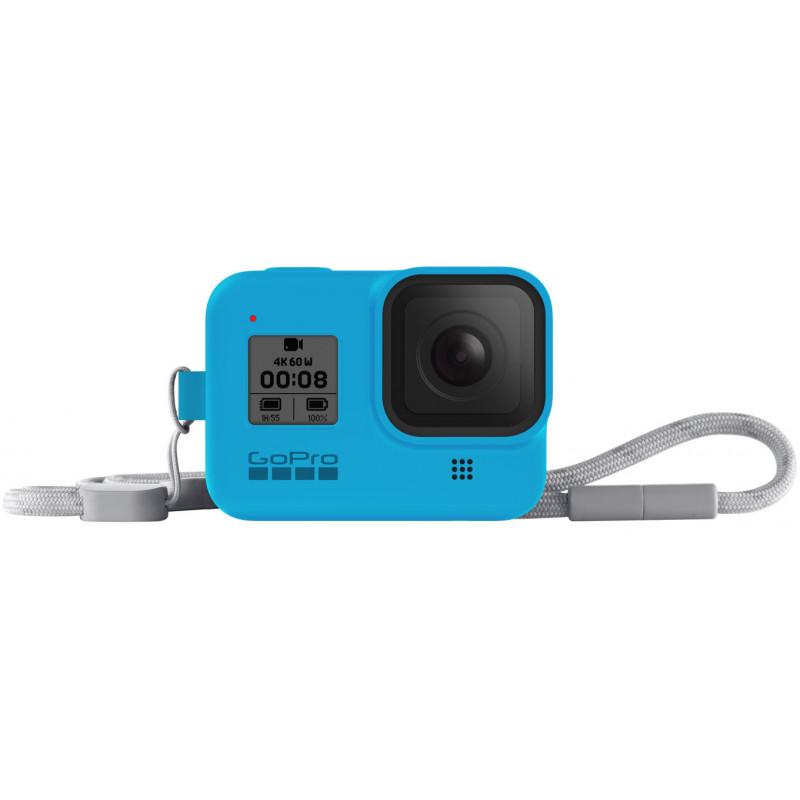 GoPro kaitseümbris + randmepael HERO8 Black, sinine