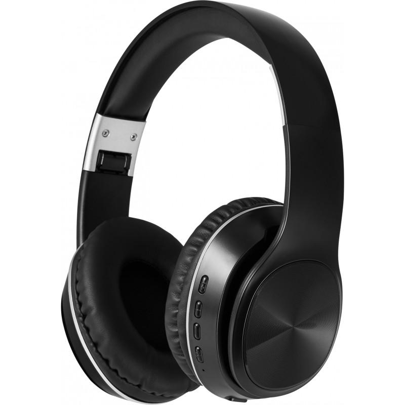 Omega Freestyle juhtmevabad kõrvaklapid + mikrofon FH0925, must