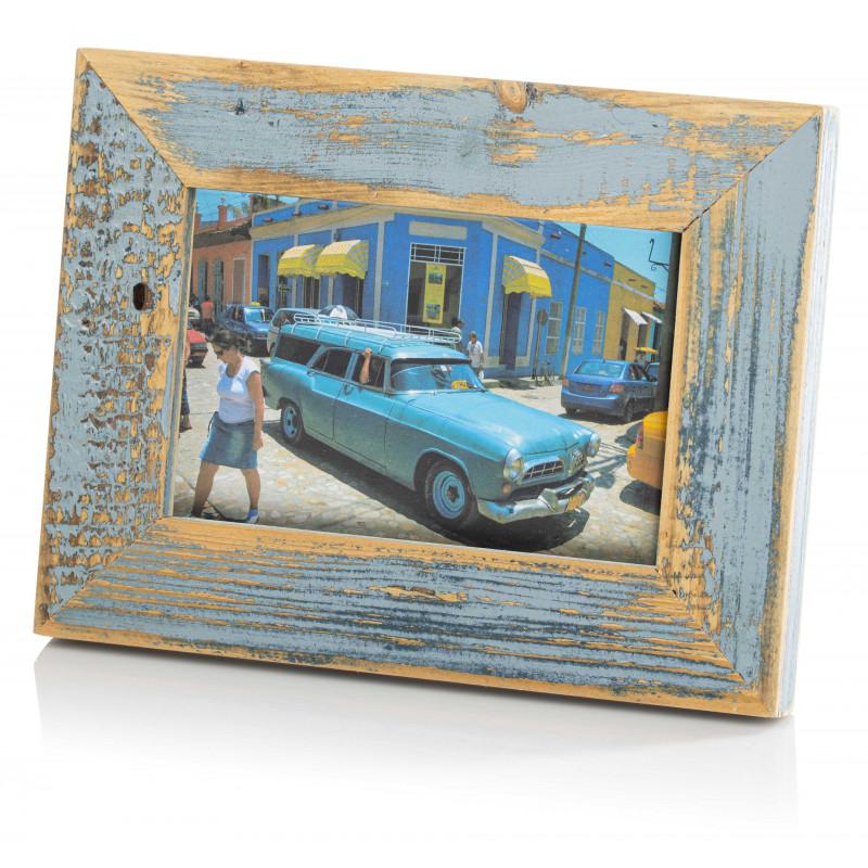 Pildiraam Bad Disain 10x15 3,5cm, sinine