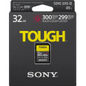 Sony mälukaart SDHC 32GB Tough C10 UHS-II U3 V90