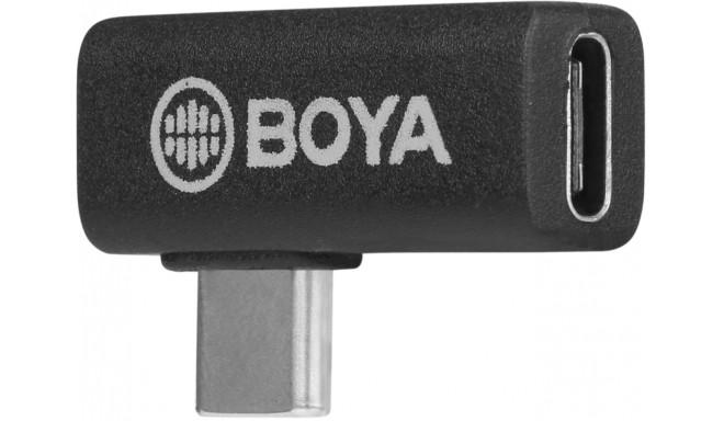 Boya adapteris BY-K5 Type-C - Type-C