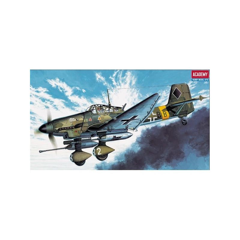 ACADEMY Ju-87G Stuka