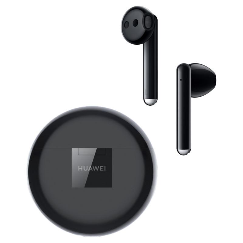 Huawei austiņas Freebuds 3, melnas