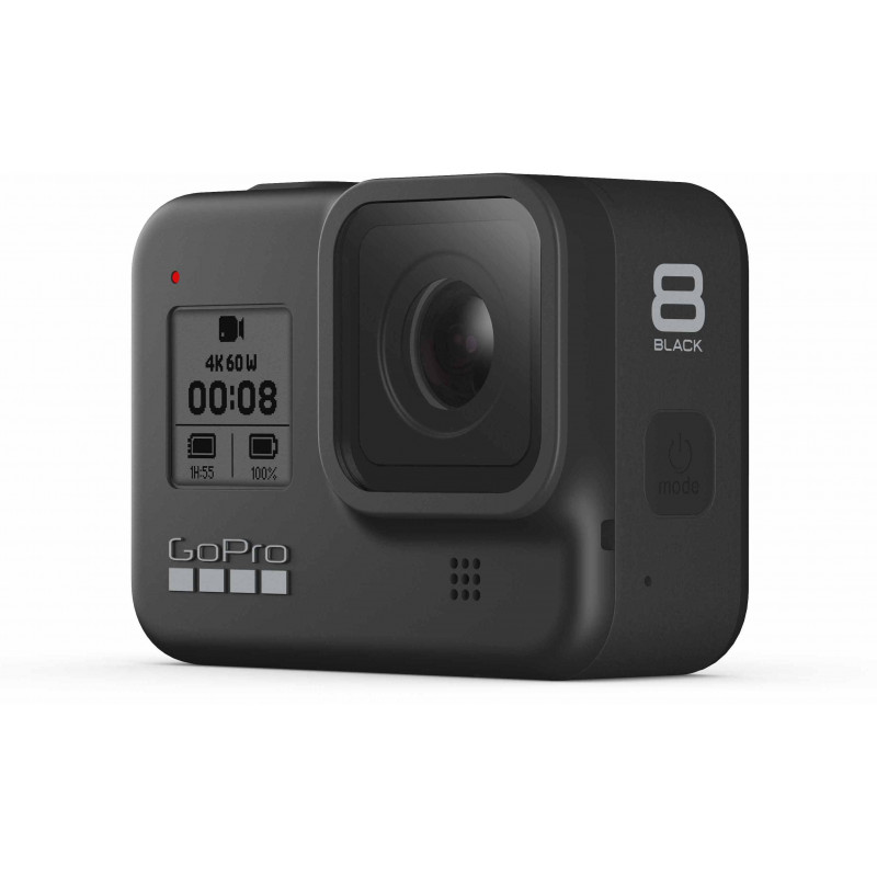 GoPro Hero8 Black Holiday Bundle 2019