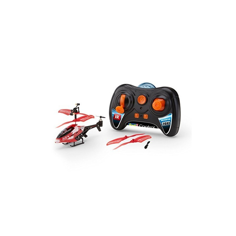 Revell Helicopter TOXI red - 23841