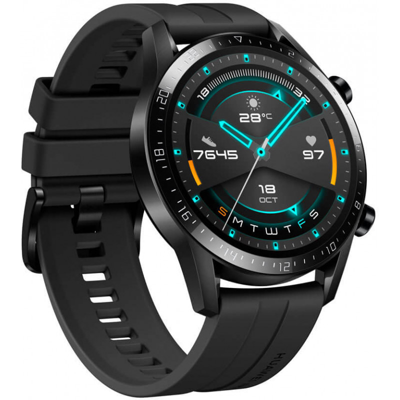 Huawei Watch GT 2 46mm, must sport