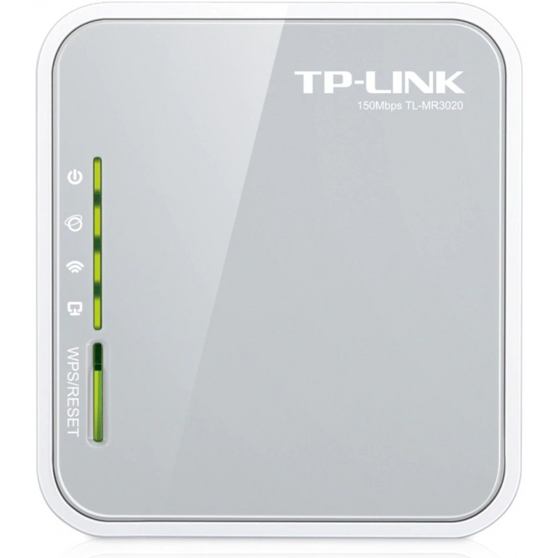 TP-Link router TL-MR3020 4G LTE