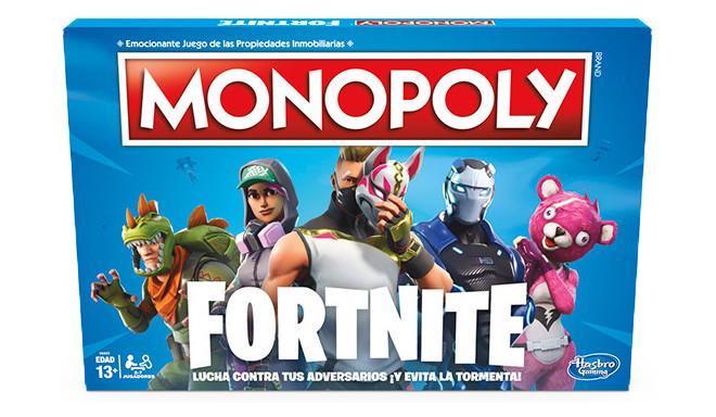 Hasbro lauamäng Monopoly Fortnite (S1600578)