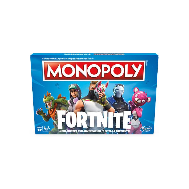 Hasbro lauamäng Monopoly Fortnite (141021)