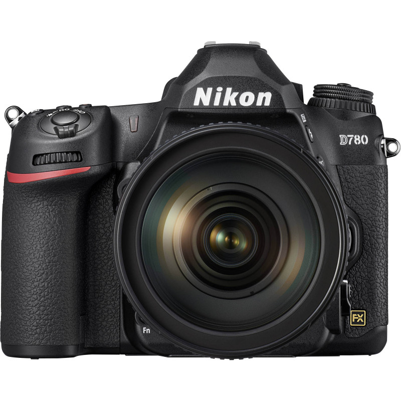 Nikon D780 + 24-120mm VR Kit