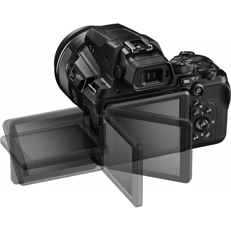 Nikon Coolpix P950, must