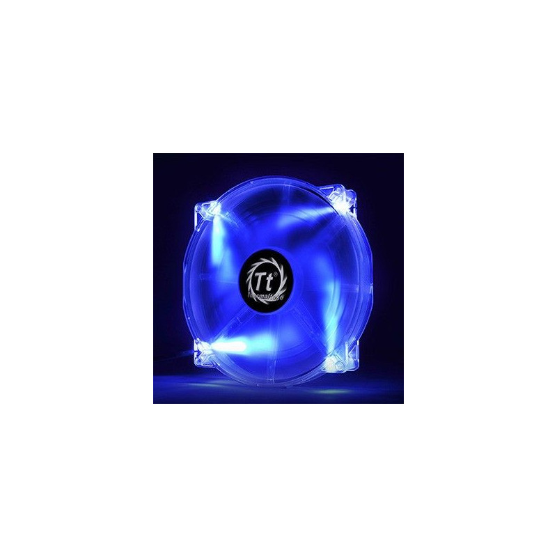 Thermaltake fan Pure 20 LED, blue