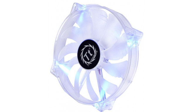 Thermaltake ventilators Pure 20 LED, zils