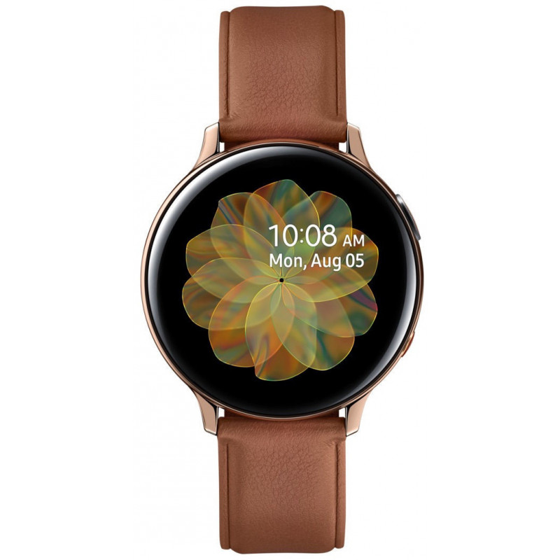 Samsung Galaxy Watch Active2 44mm LTE, kuldne/pruun