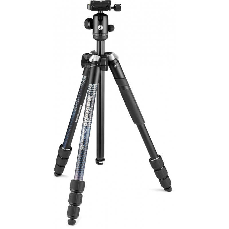 Manfrotto statiivikomplekt Element MII MKELMII4BK-BH, must