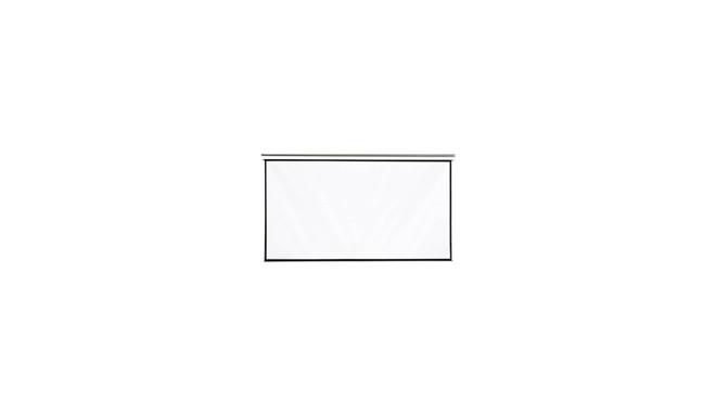 4WORLD 08441 4World Wall mount projection screen 221x124 (100,16:9) Matt White