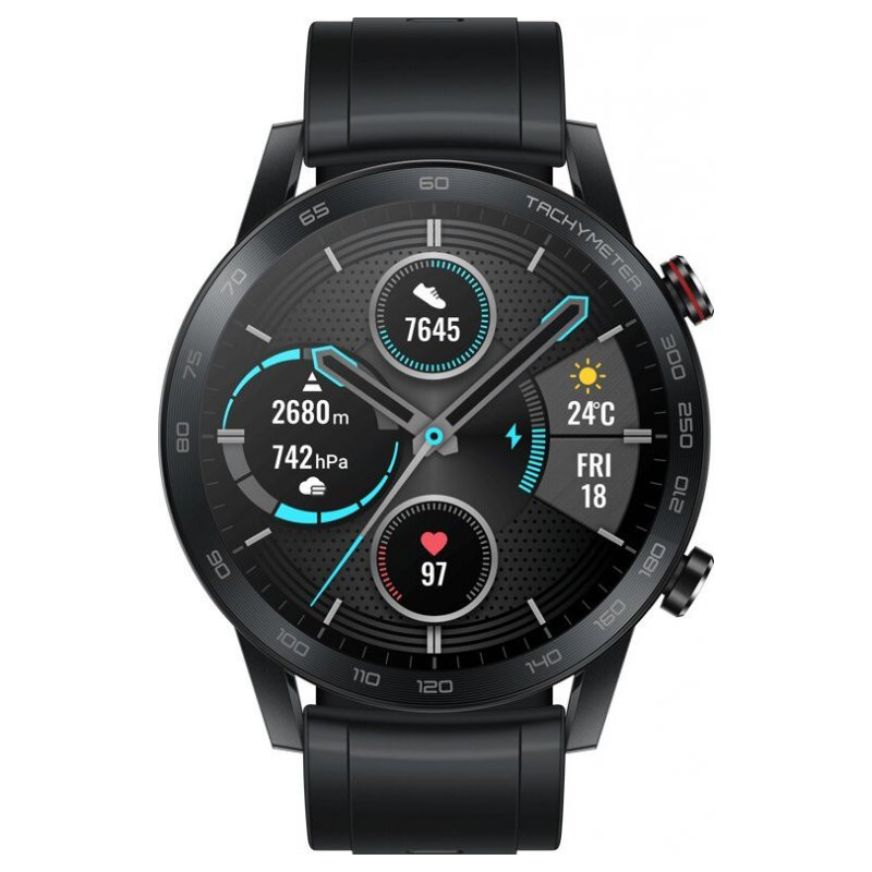 Huawei Honor MagicWatch 2 46mm, charcoal