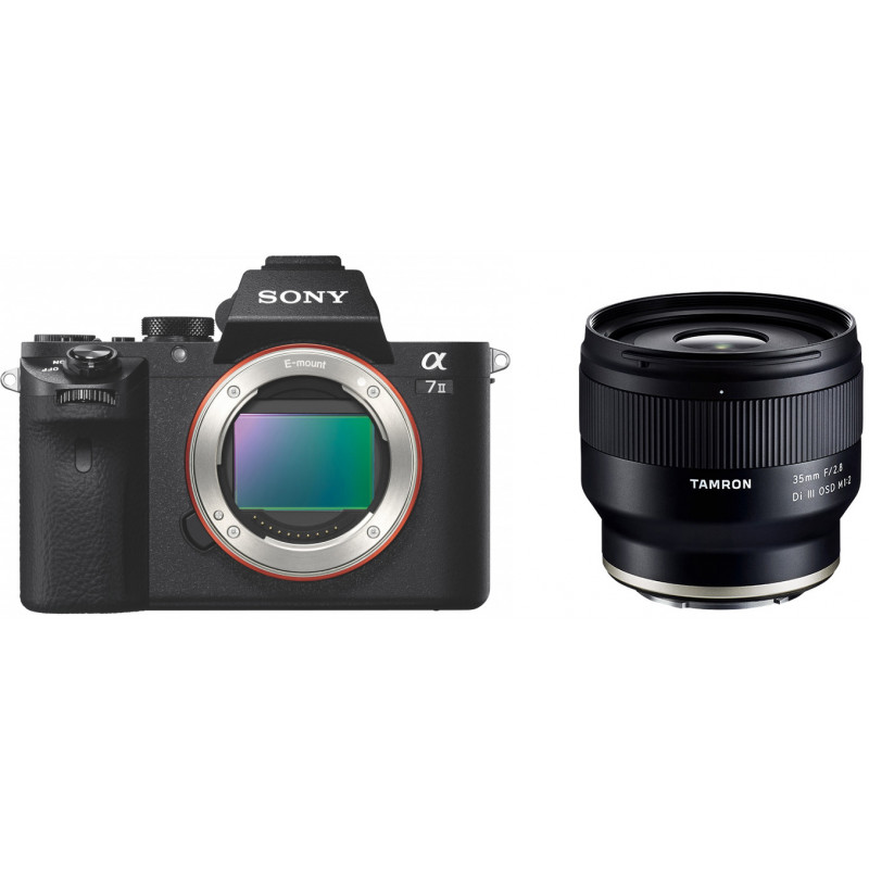 Sony a7 II + Tamron 35mm f/2.8