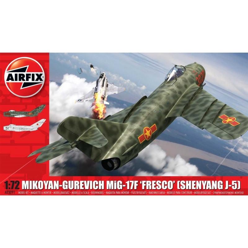 AIRFIX Mikoyan-Gurevich MiG-17 Fresco