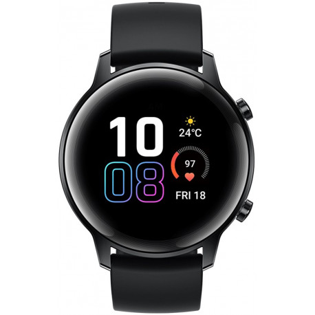 Honor MagicWatch 2 42mm, melns